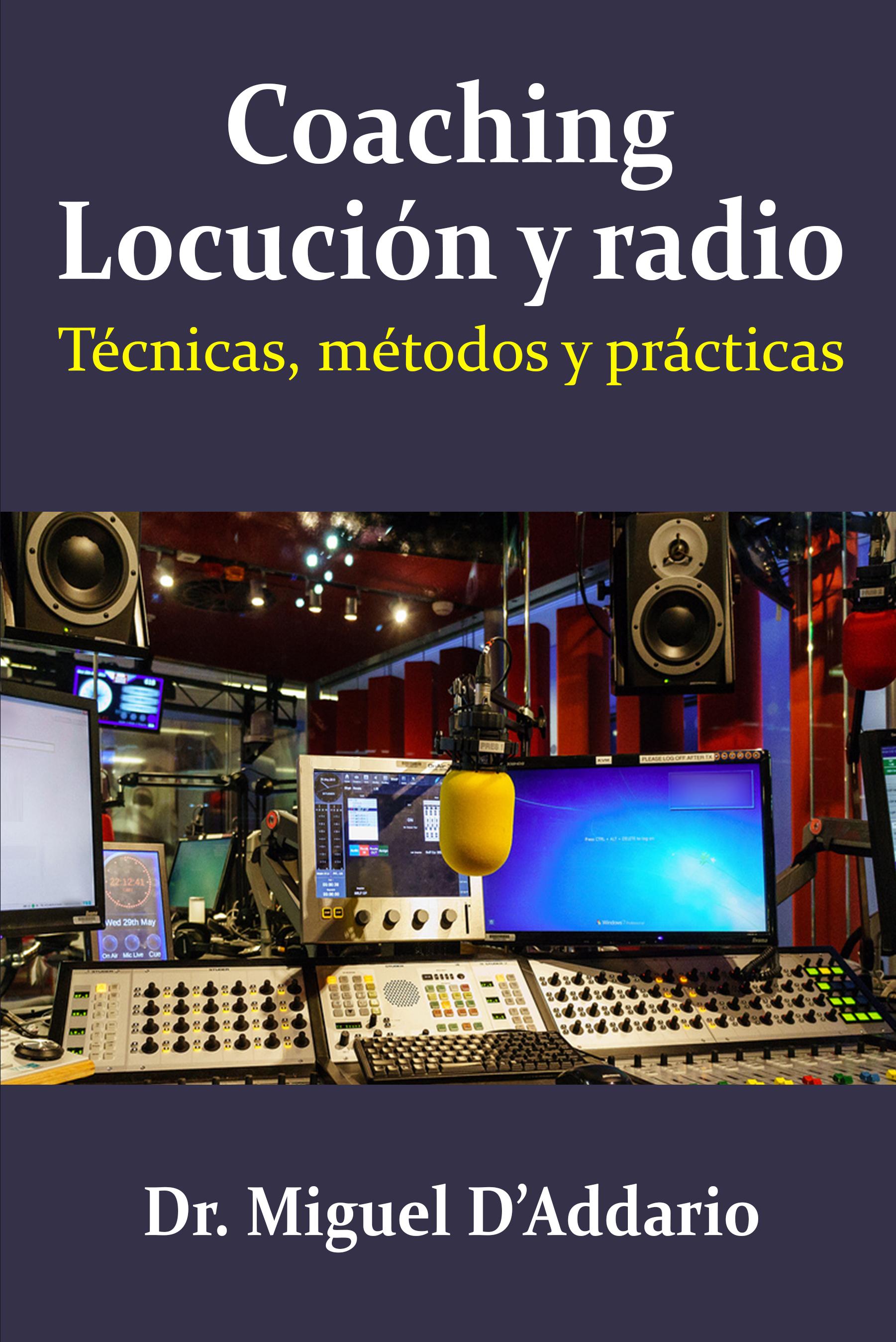 Coaching locución y radio