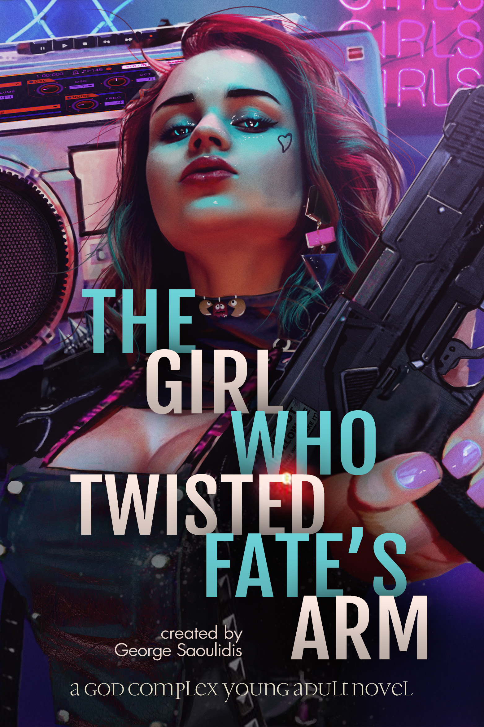 The girl who twisted fate's arm