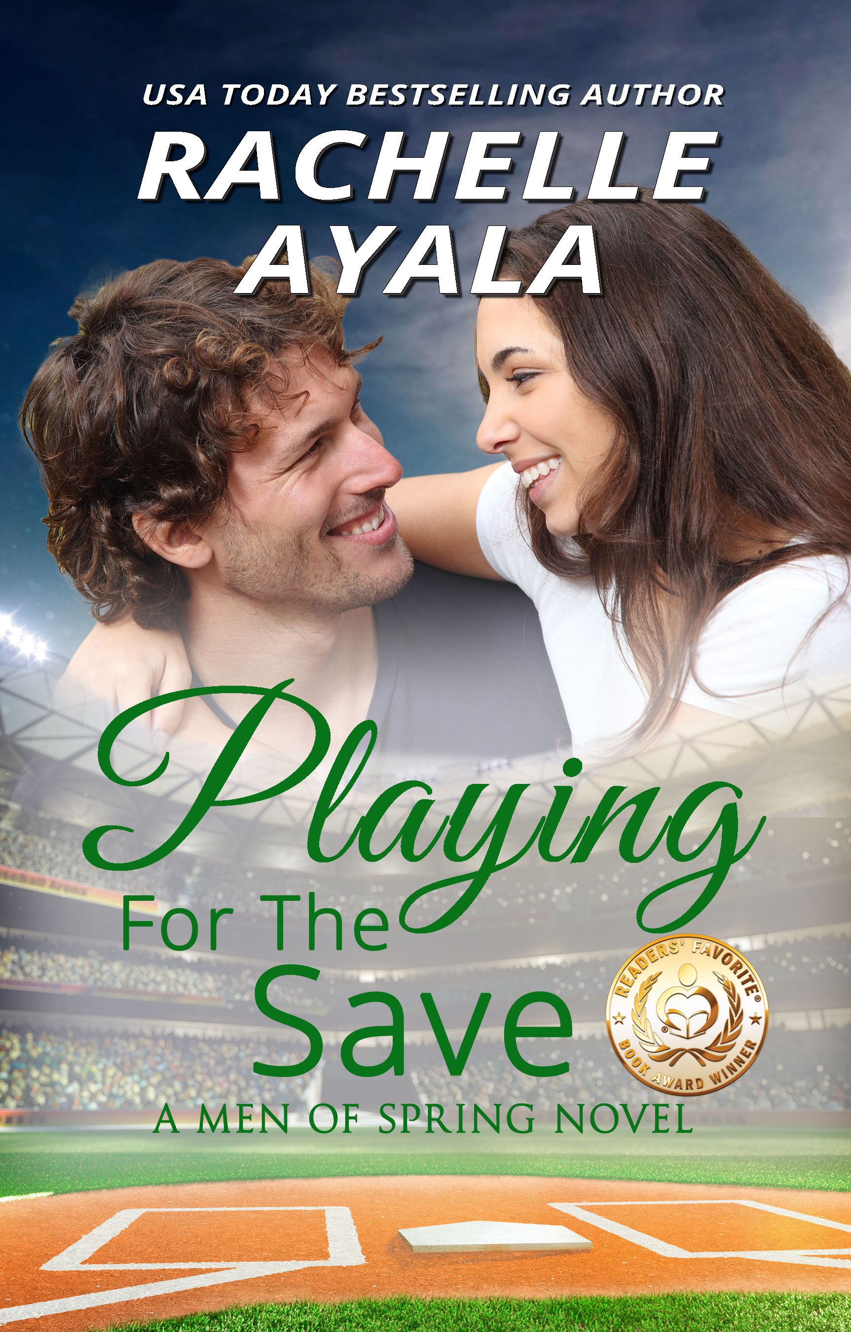 Playing for the save: men of spring baseball romance