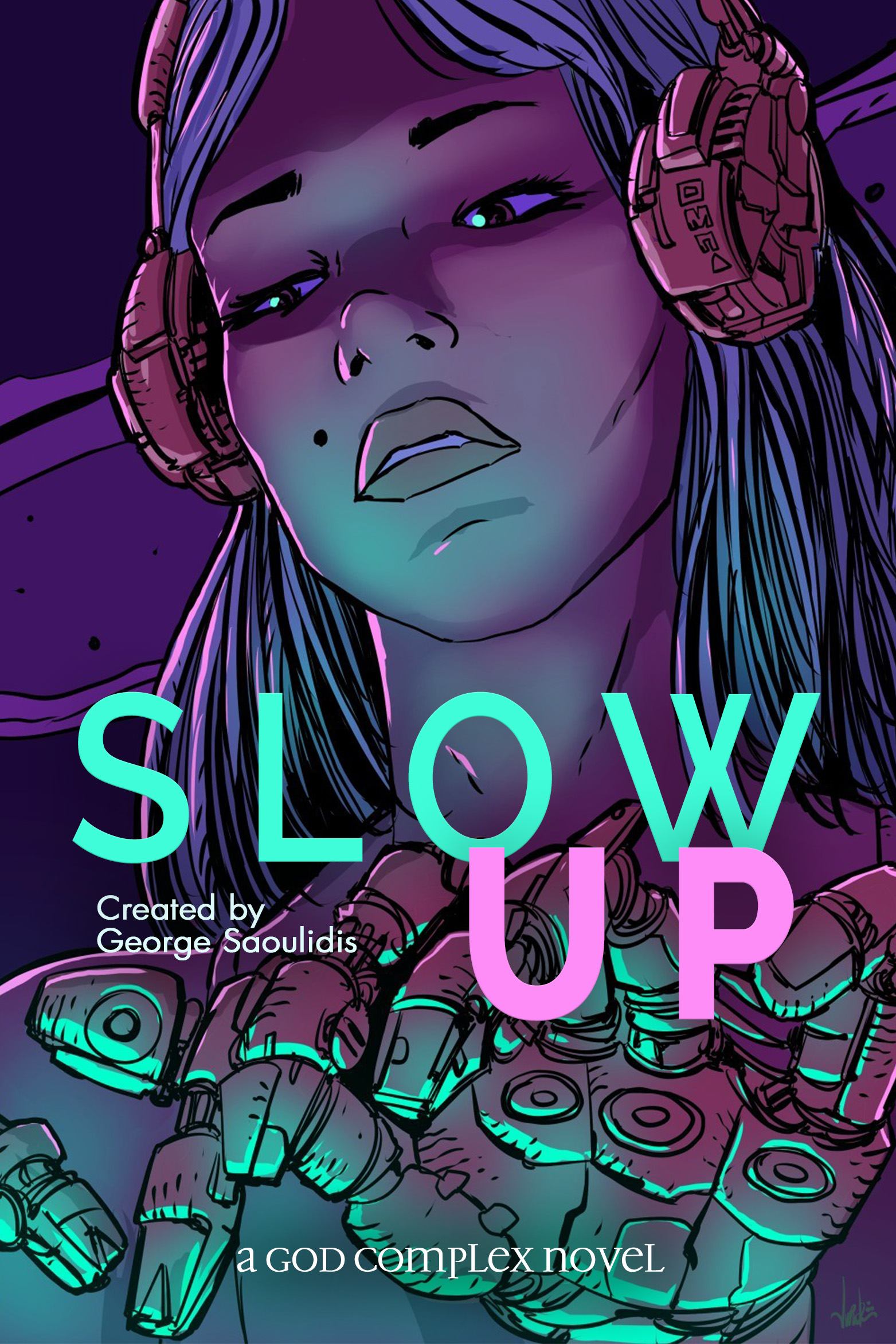 Slow up