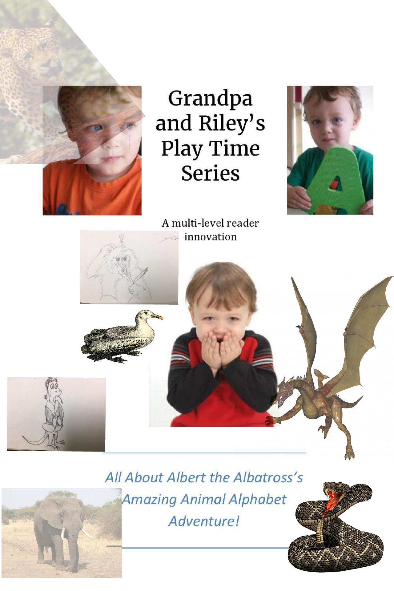 All about albert the albatross's amazing animal alphabet adventure!