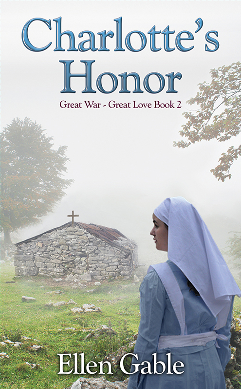 Charlotte's honor (great war great love #2)