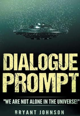 "Dialogue prompt : ""we are not alone in the universe!"""