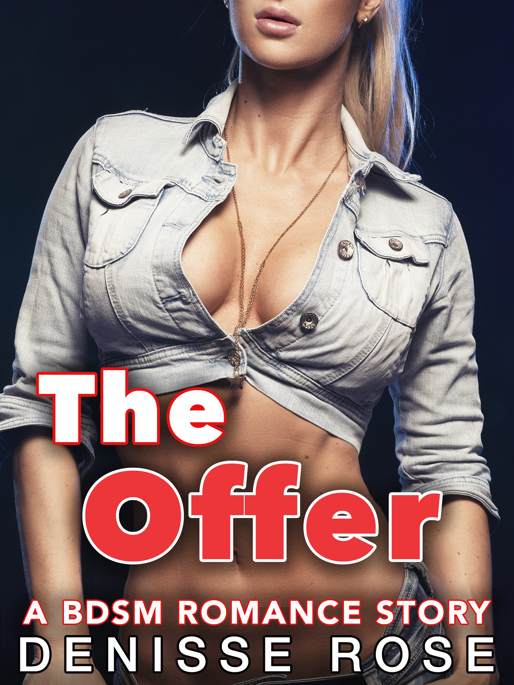 The offer: a bdsm romance story