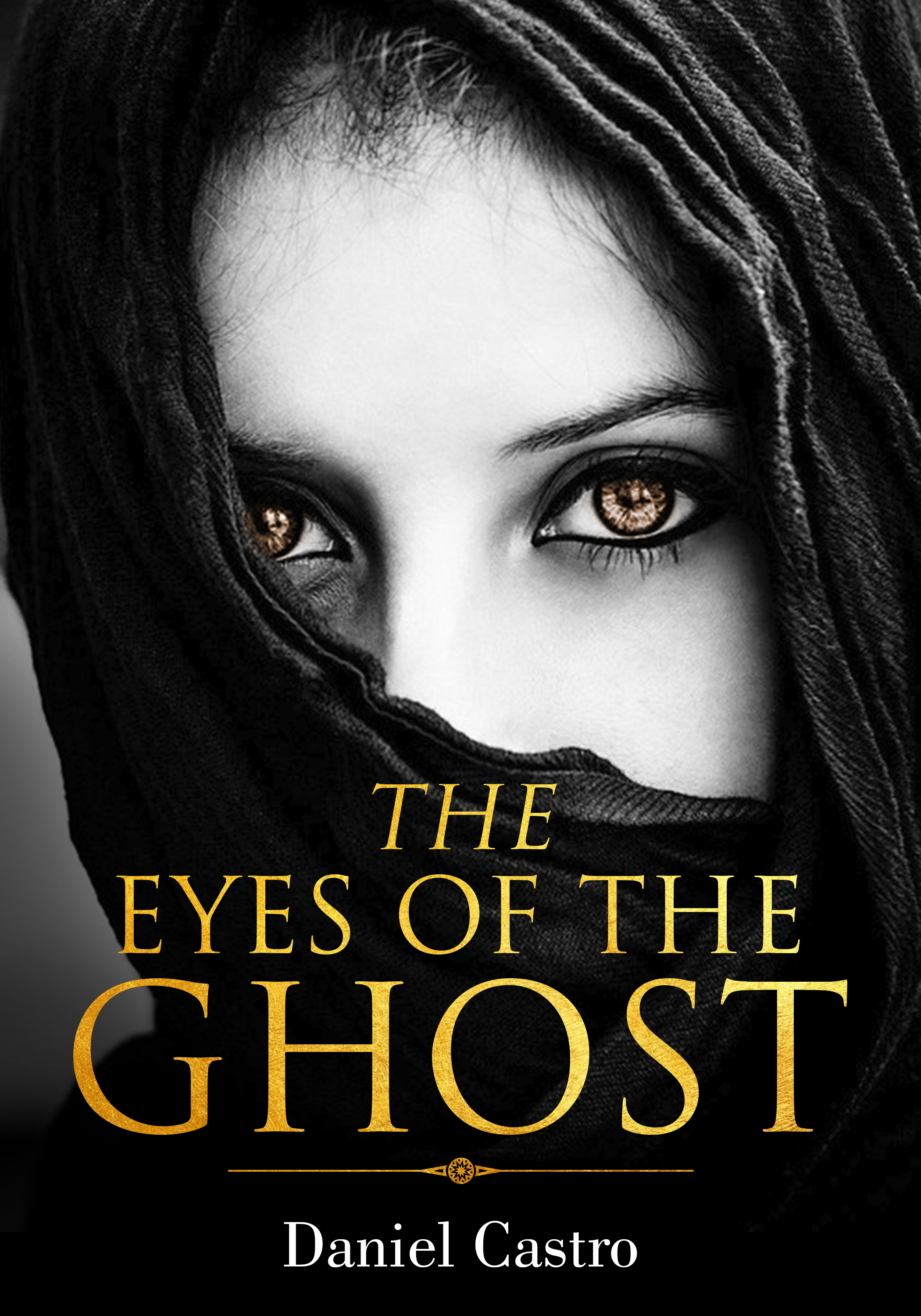 The eyes of the ghost
