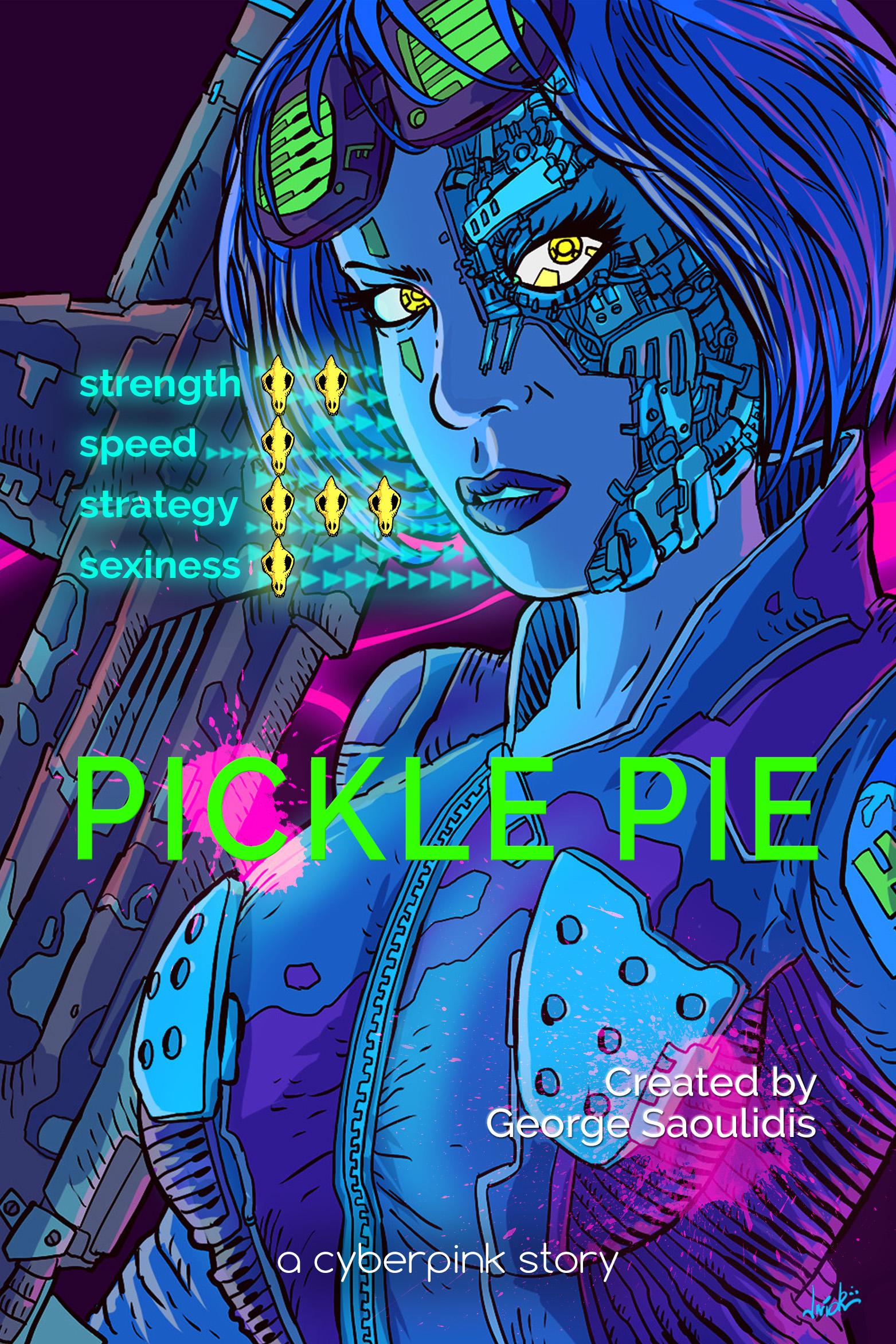 Pickle pie
