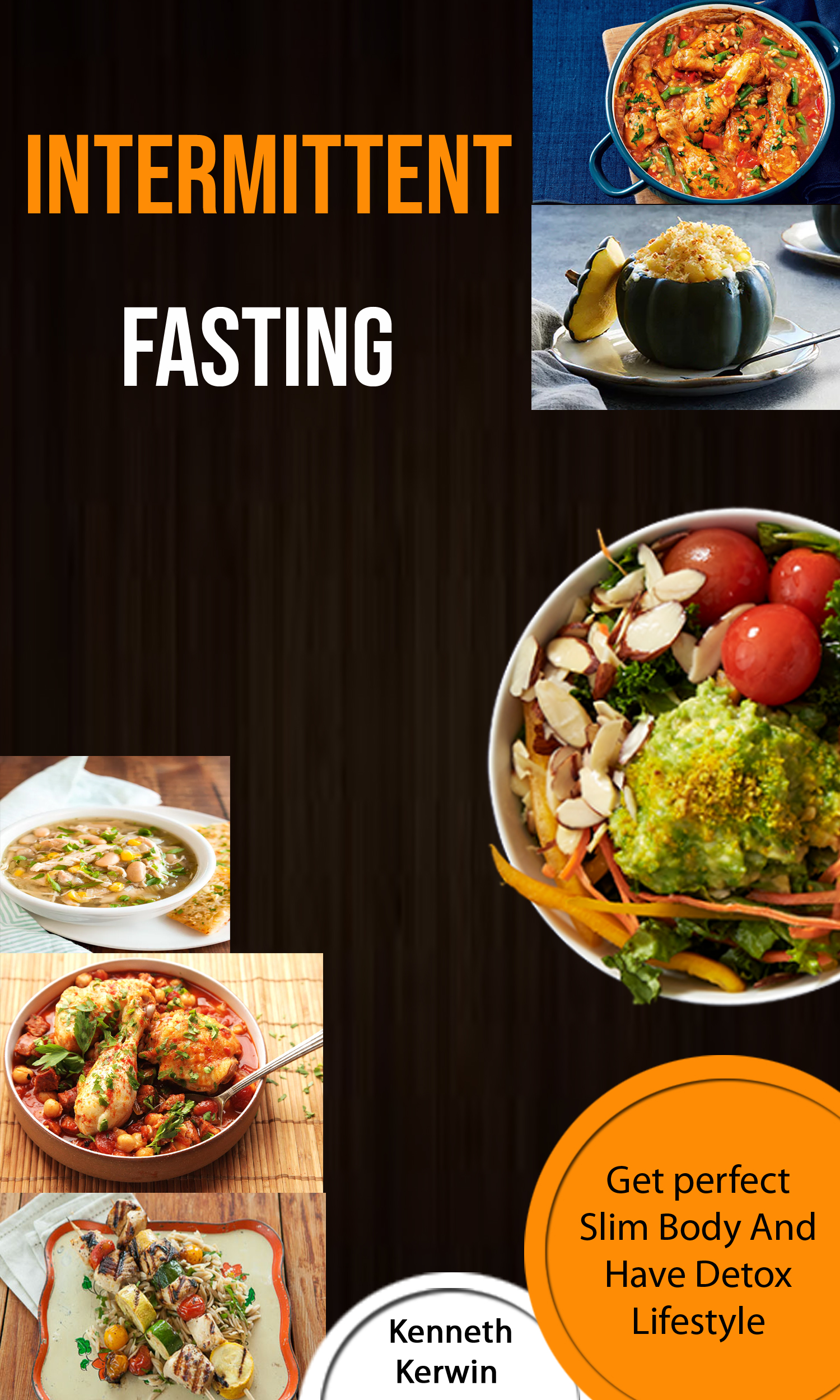 Intermittent fasting: get perfect slim body and have detox lifestyle