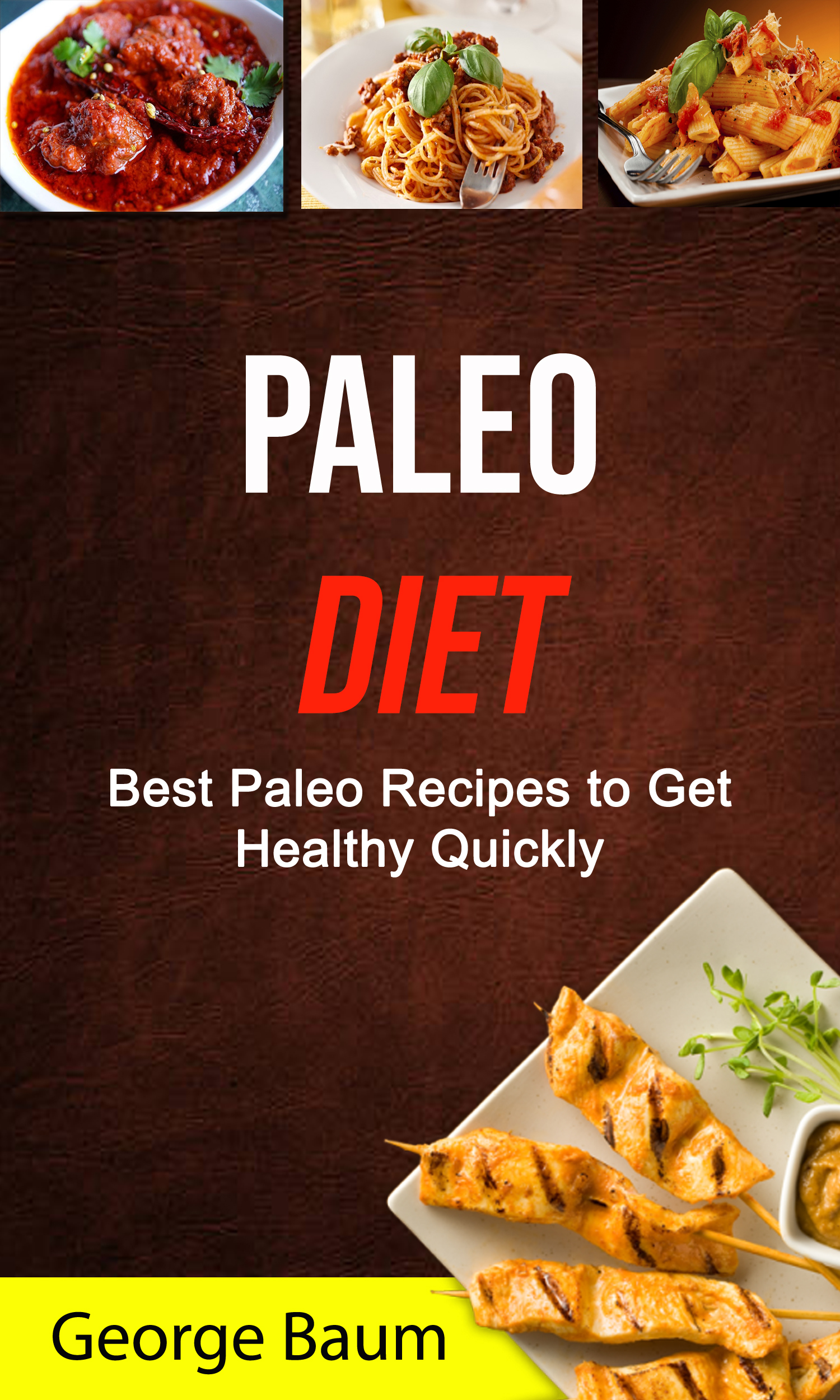 Paleo diet: best paleo recipes to get healthy quickly