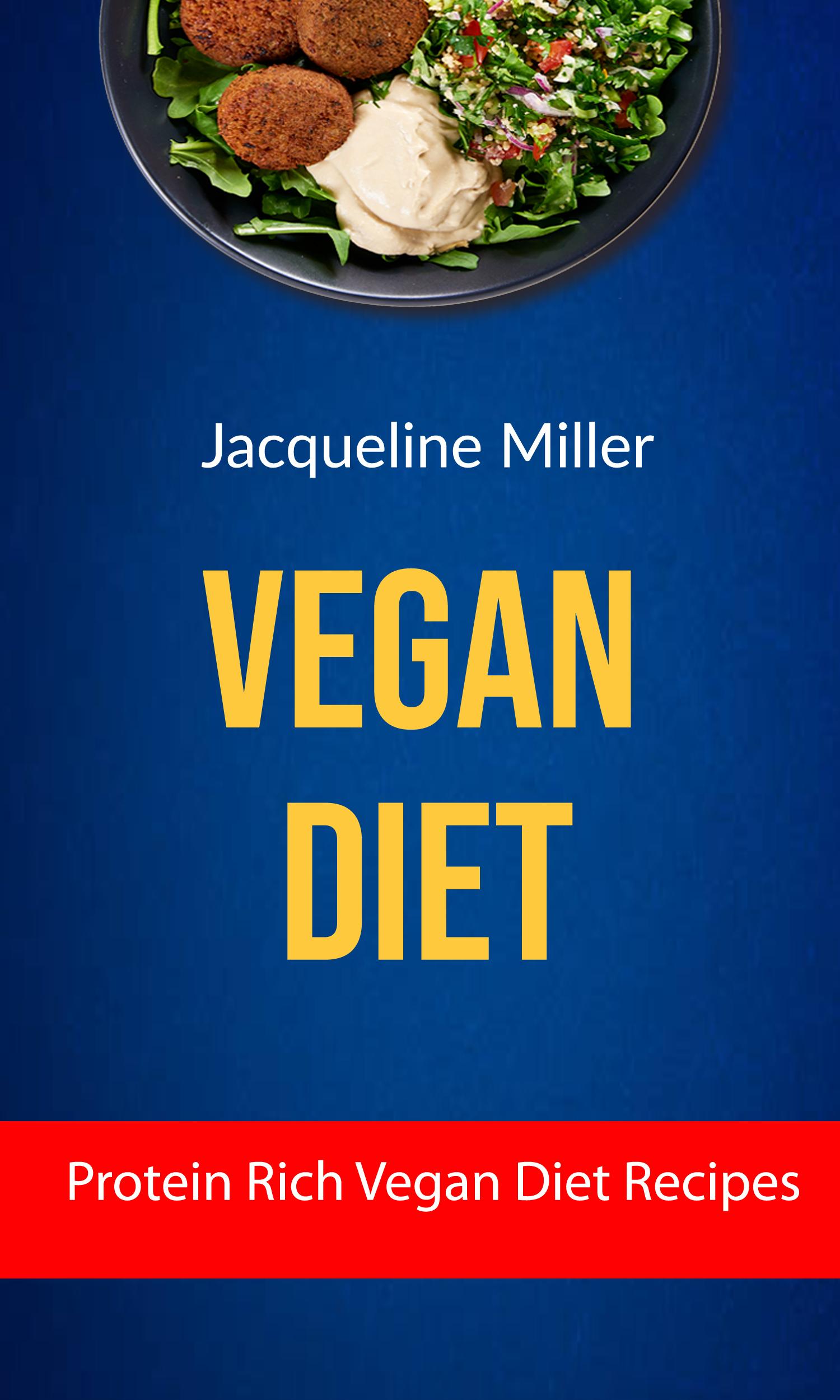 Vegan diet: protein rich vegan diet recipes