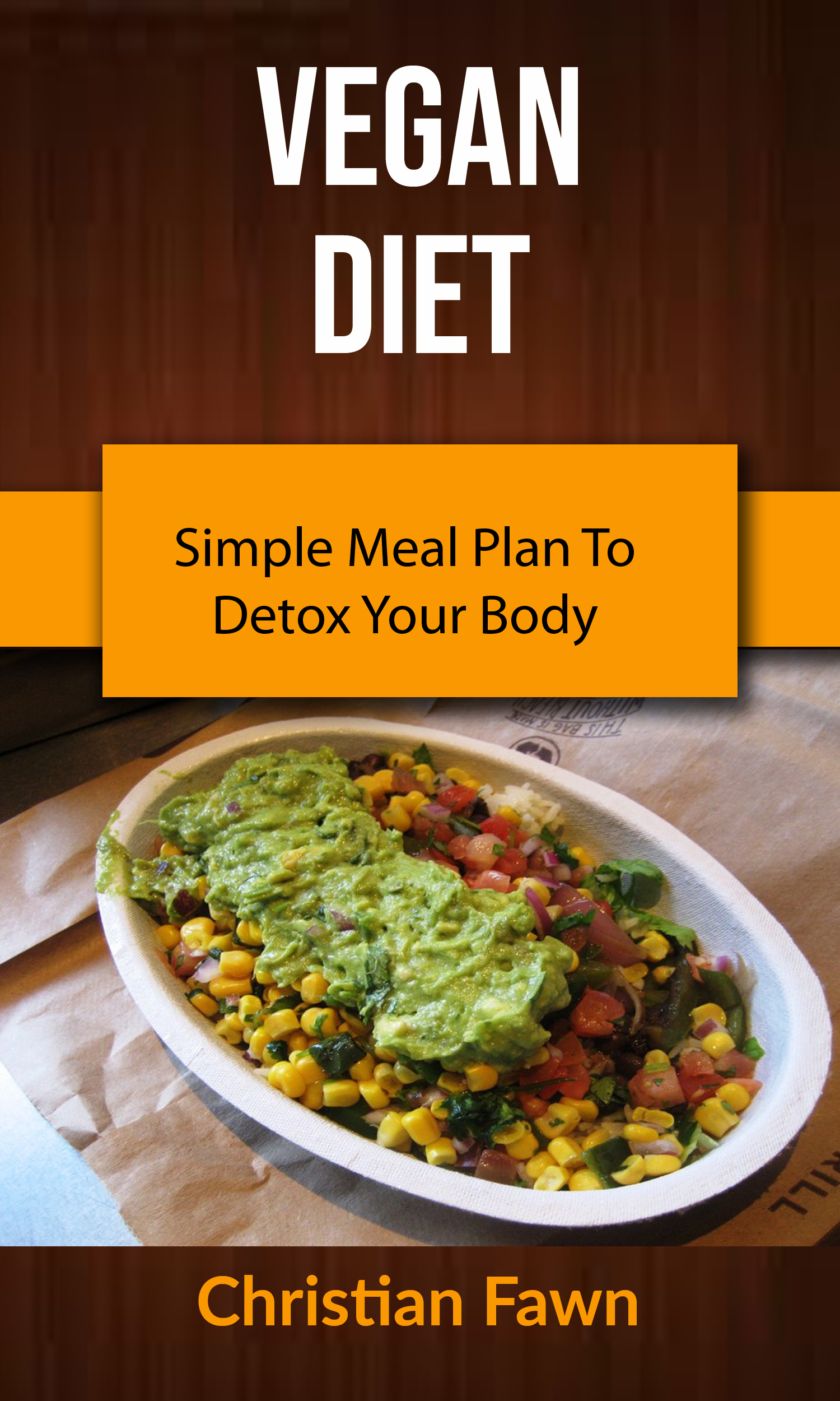 Vegan diet: simple meal plan to detox your body