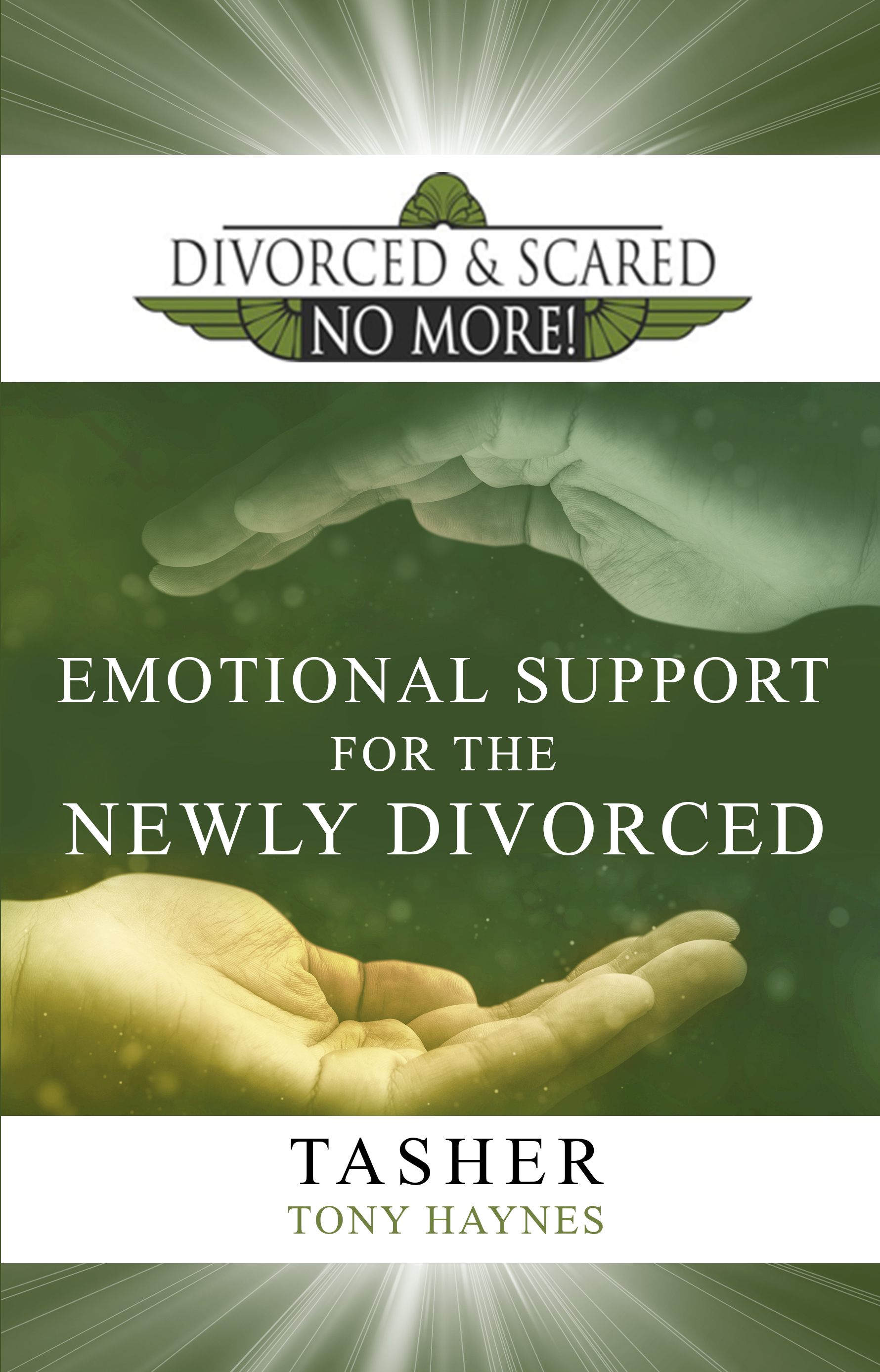 Emotional support for the newly divorced