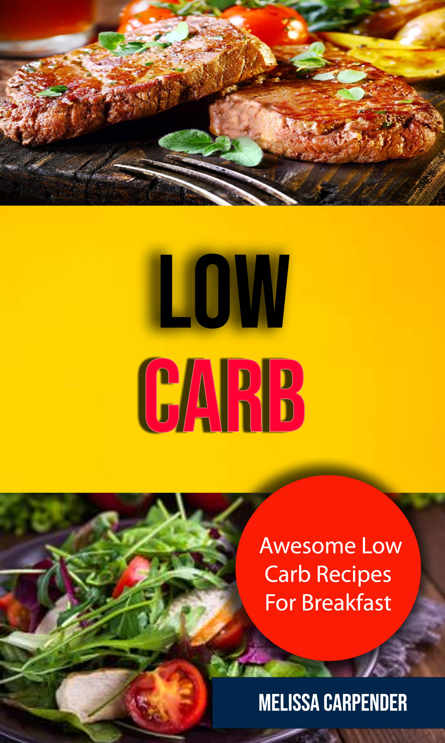 Low carb: awesome low carb recipes for breakfast