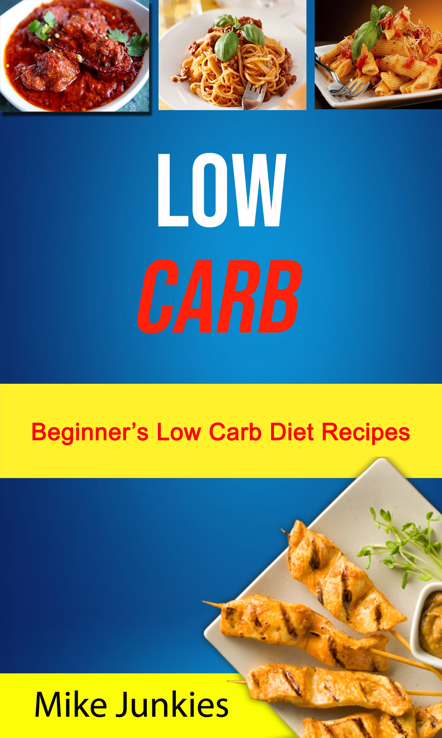 Low carb: beginner's low carb diet recipes