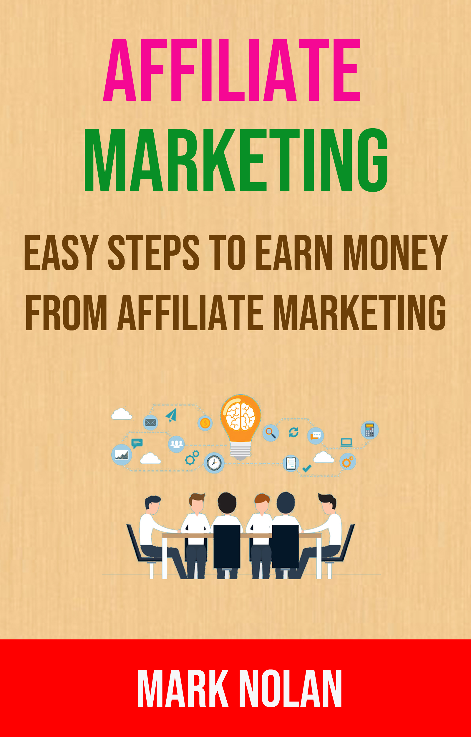 Affiliate marketing: easy steps to earn money from affiliate marketing