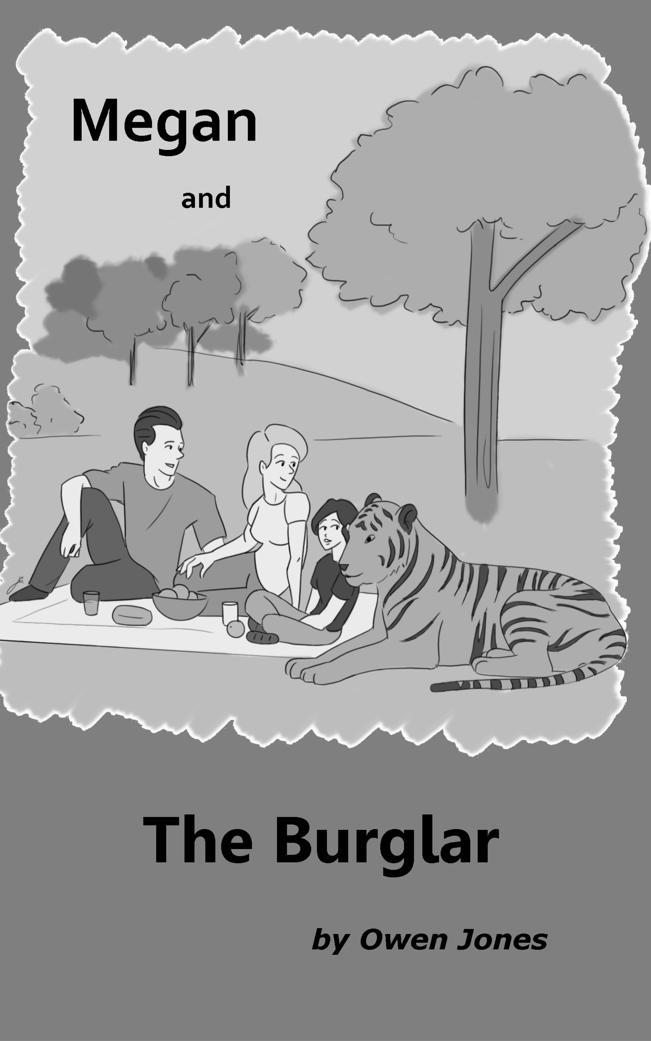 Megan and the burglar