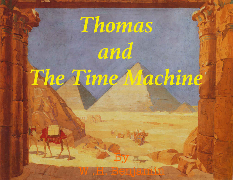 Thomas and the time machine