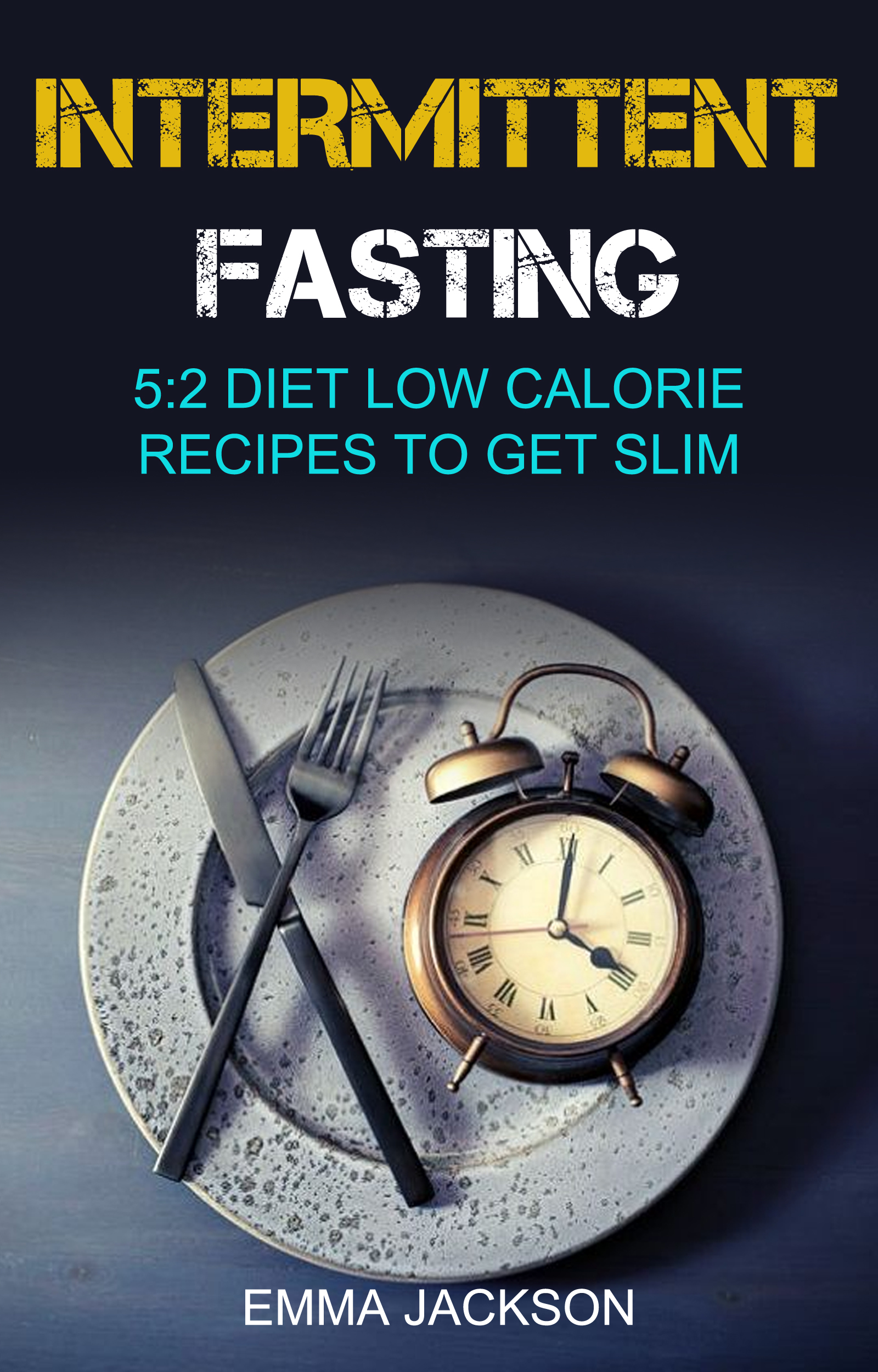 Intermittent fasting: 5:2 diet low calorie recipes to get slim