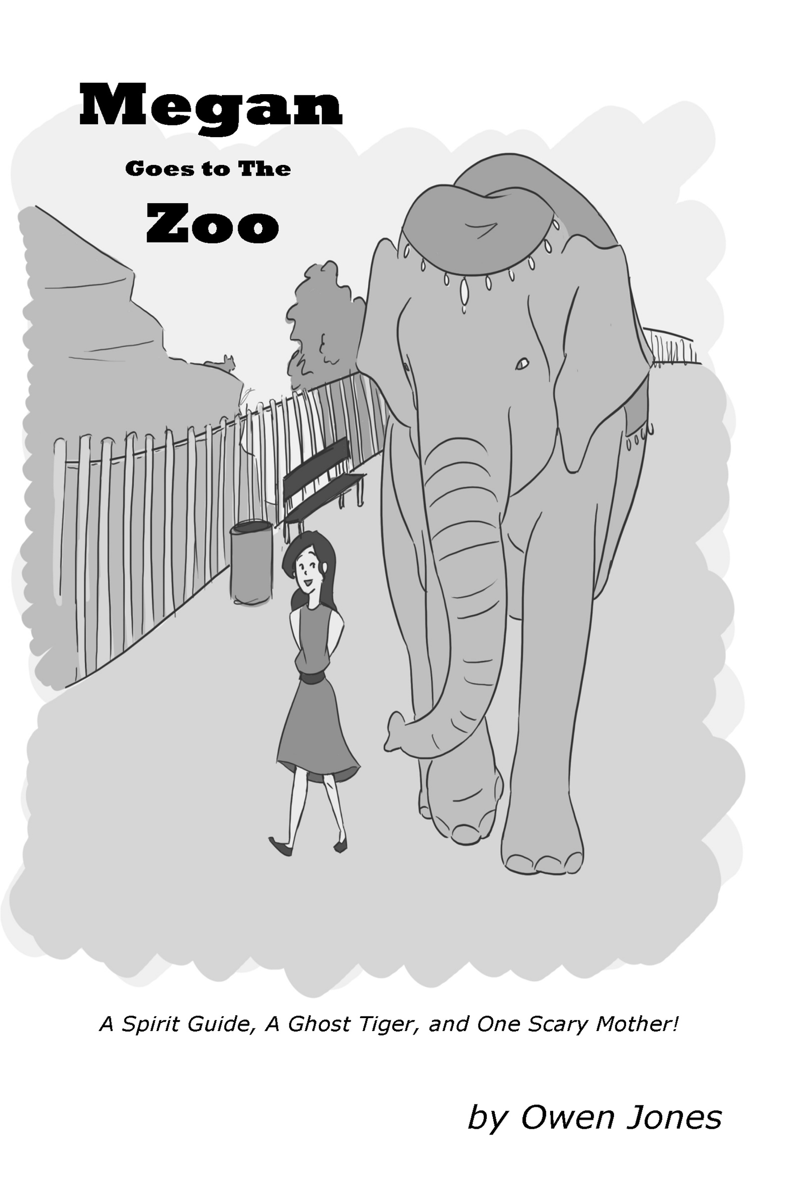 Megan goes to the zoo