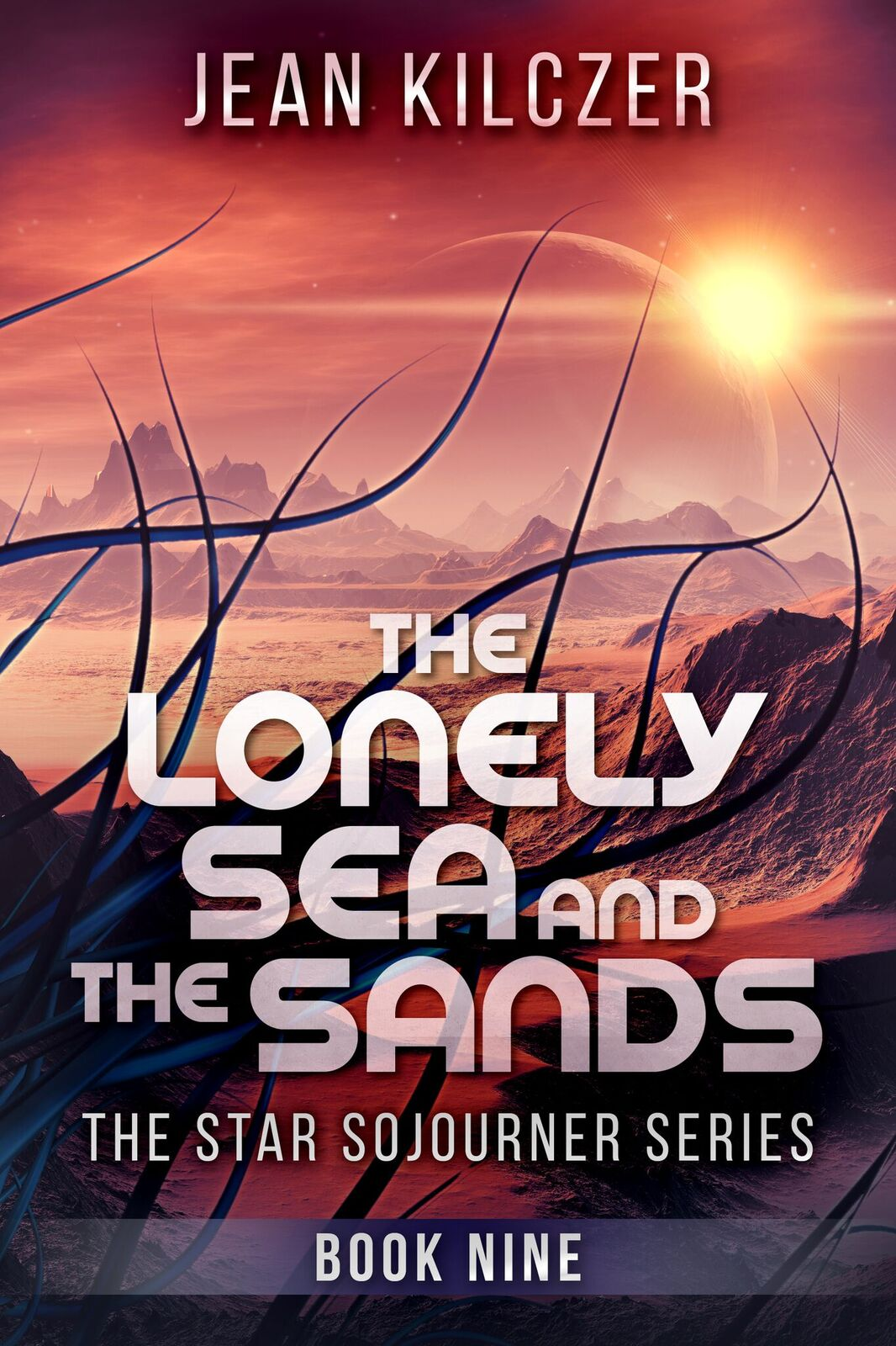 The lonely sea and the sands