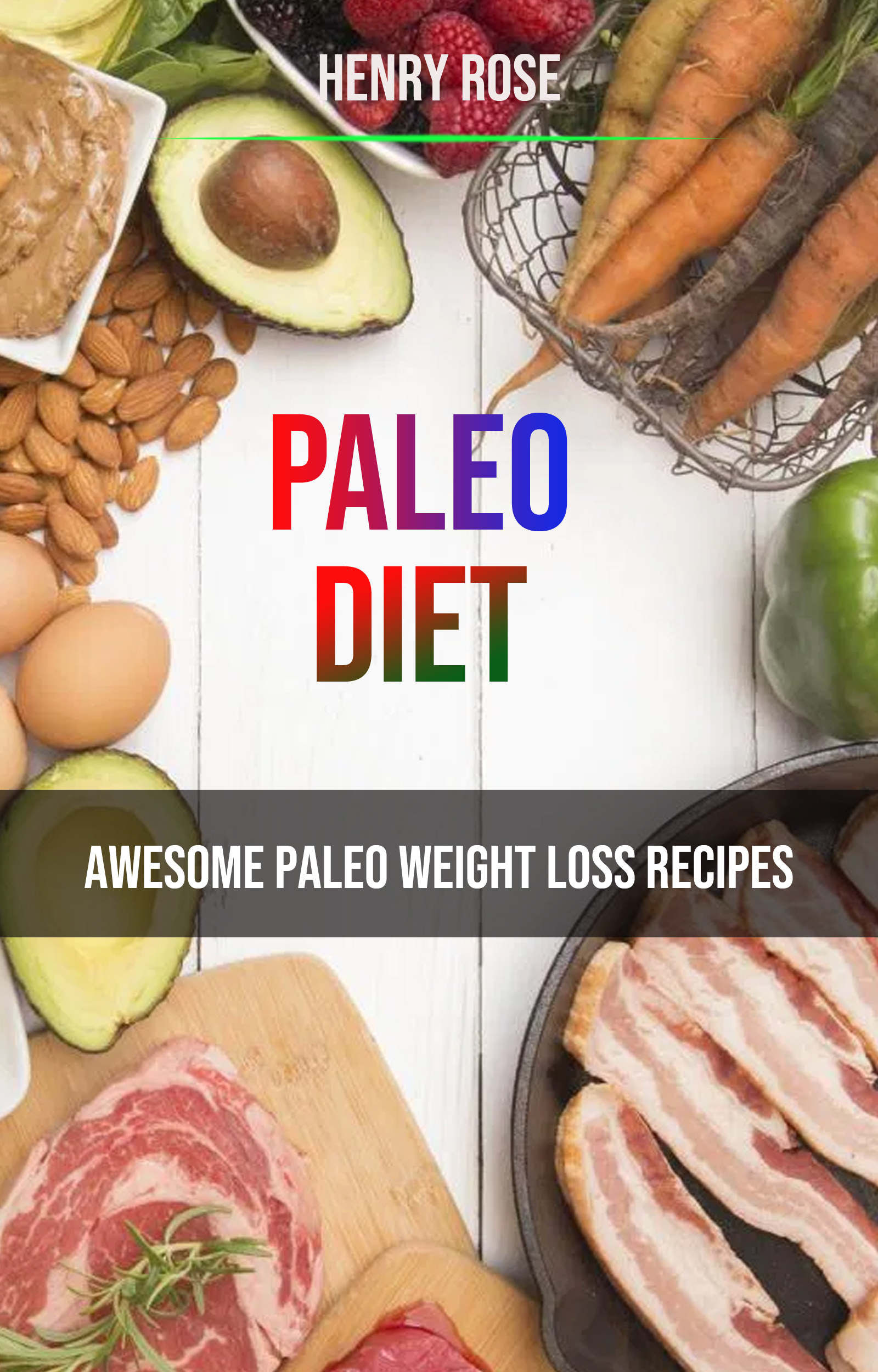 Paleo diet: awesome paleo weight loss recipes