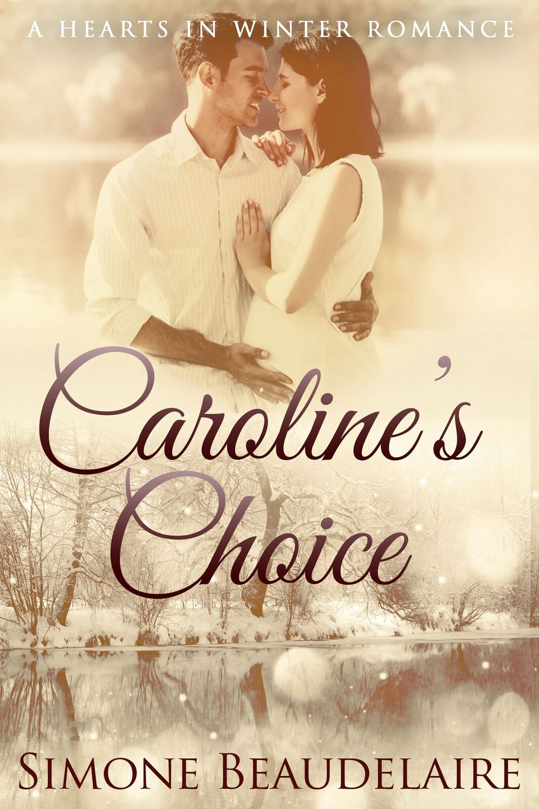 Caroline's choice (hearts in winter book 4)