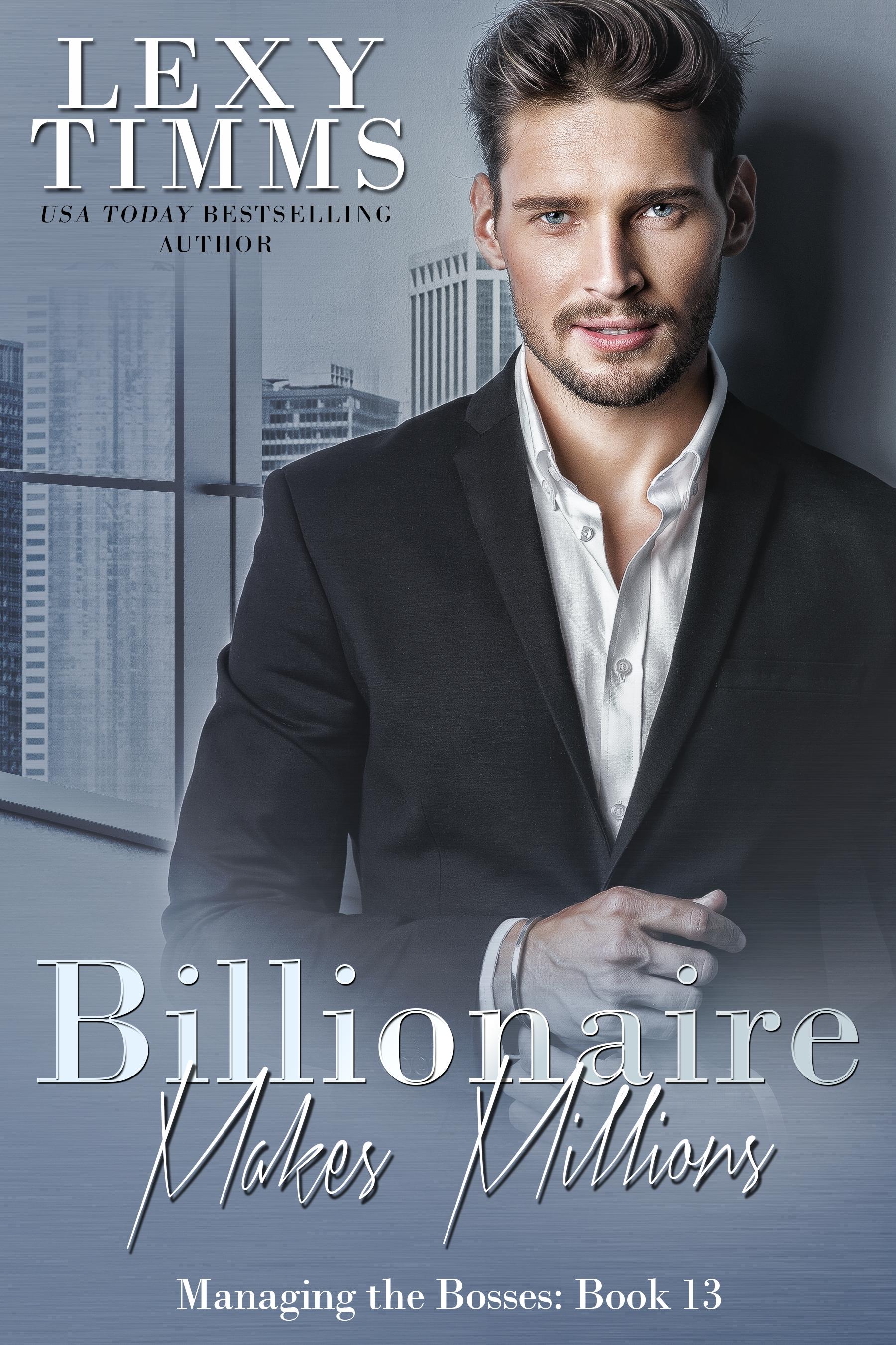 Billionaire makes millions