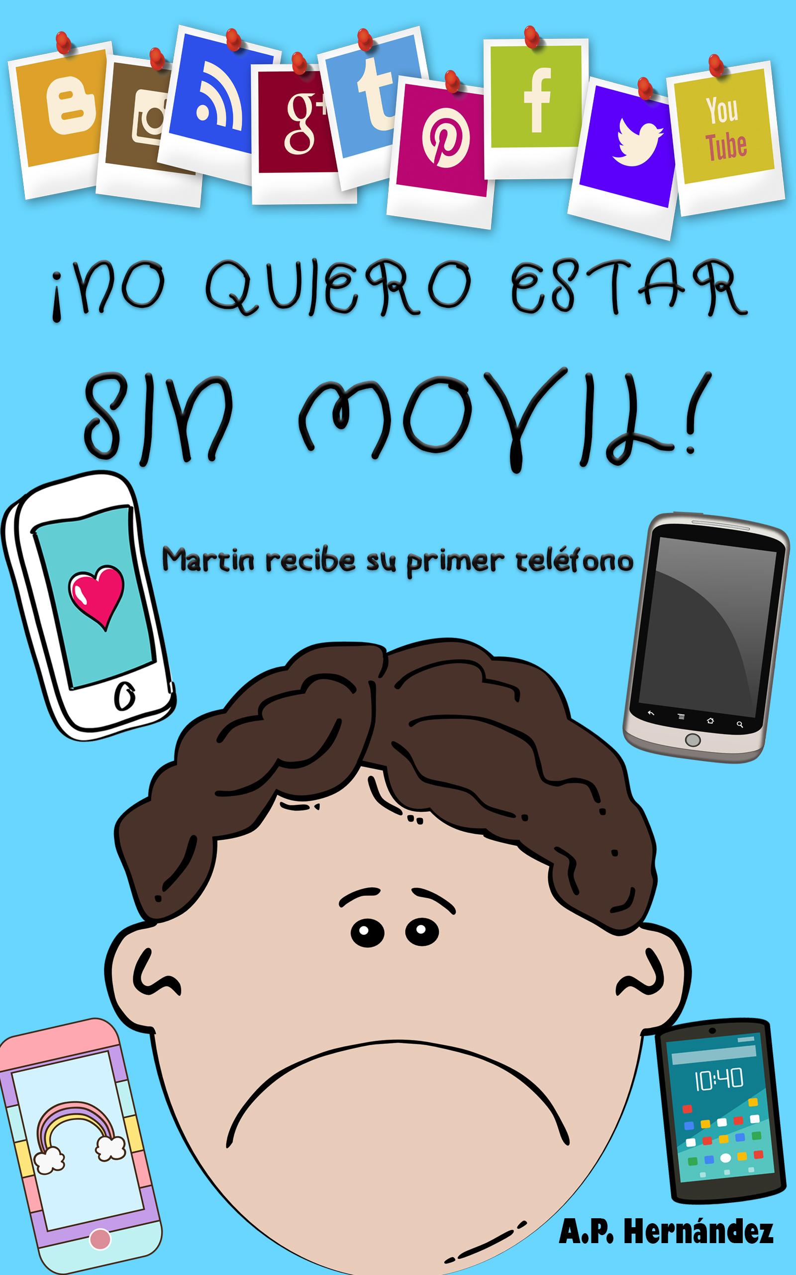 ¡no quiero estar sin móvil!