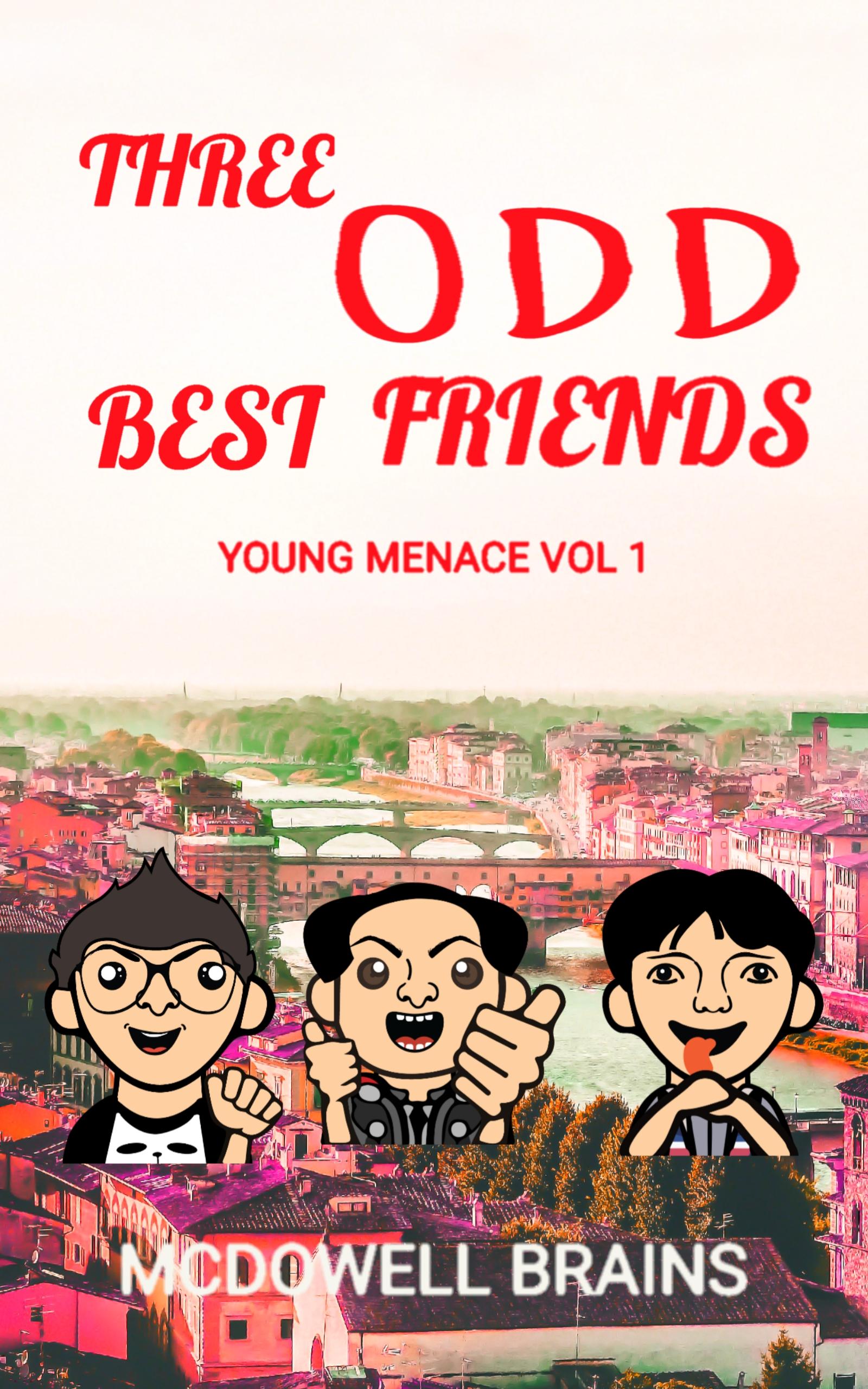 Three odd best friends