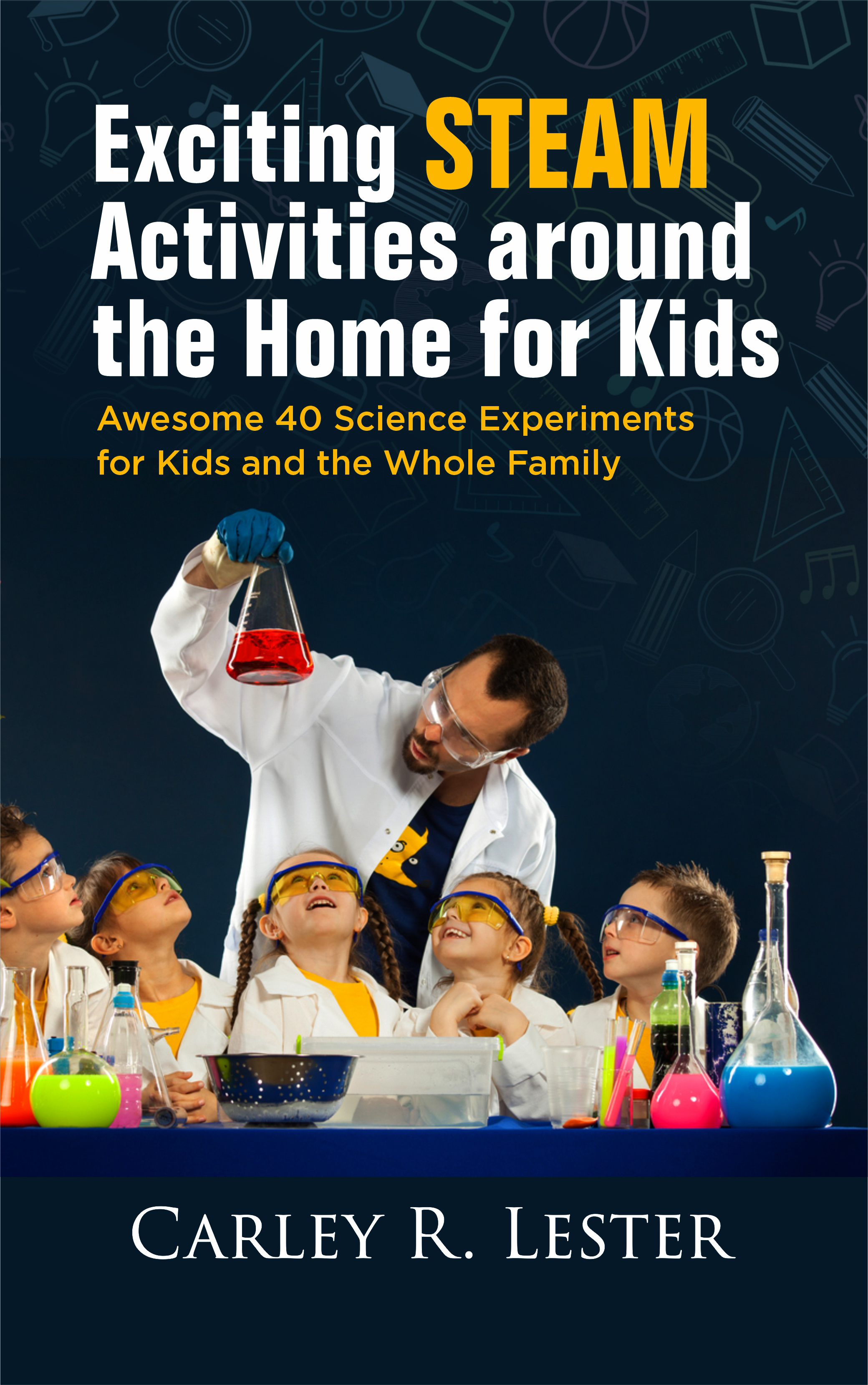Exciting steam activities around the home for kids