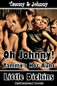 Oh johnny: tammy's hot aunt
