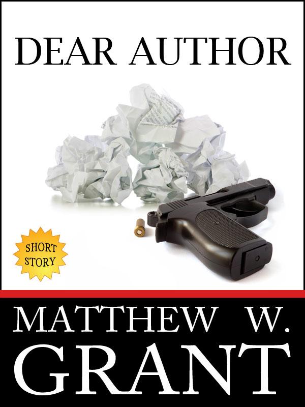 Dear author - how sending agent manuscript queries & receiving publisher rejection letters drives writers insane