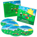 Name Your Tune Personalized Children's CDs - Name Your Tune