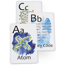 ThinkGeek :: Nerdy ABC Flashcards