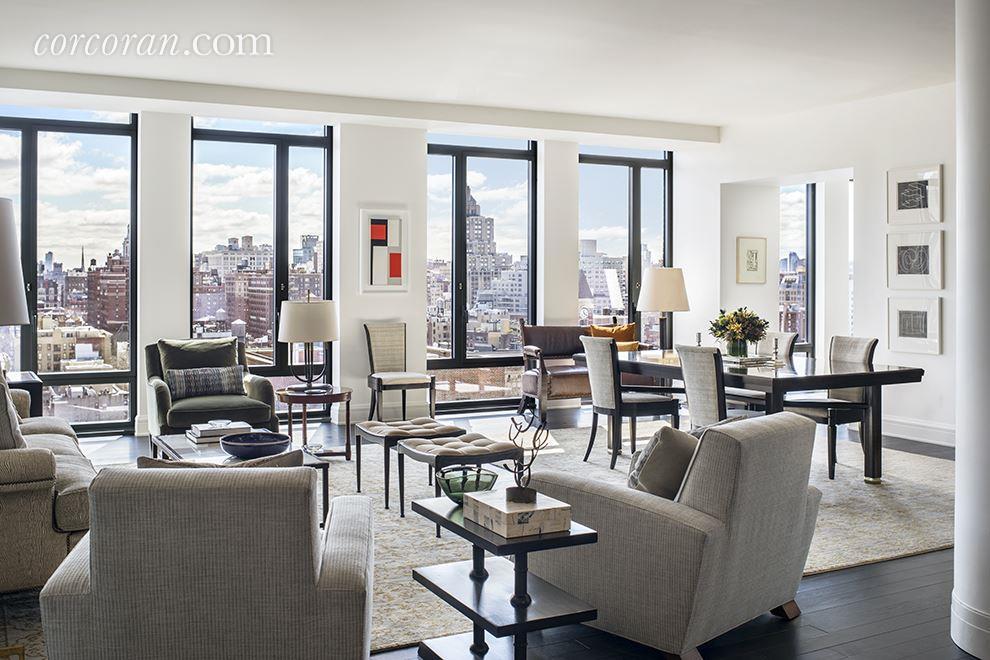 Appartement voor Verkoop een t 160 WEST 12TH STREET 155 WEST 11TH ST #PH East New York, New York,10011 Verenigde Staten
