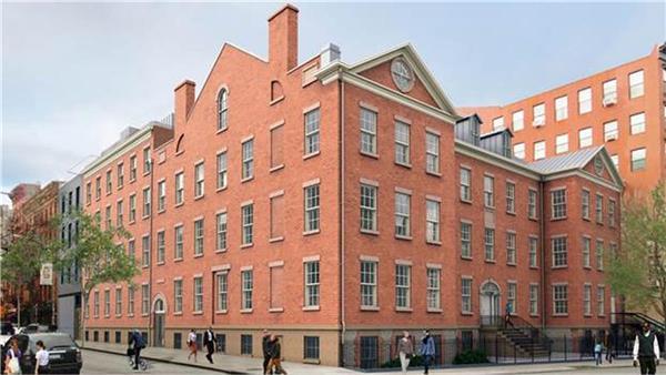Appartement en copropriété pour l Vente à 34-38 PRINCE STREET 34 Prince St #3-C New York, New York,10012 États-Unis