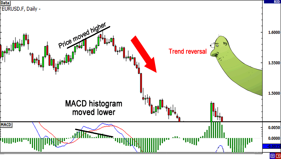 How to spot momentum in forex