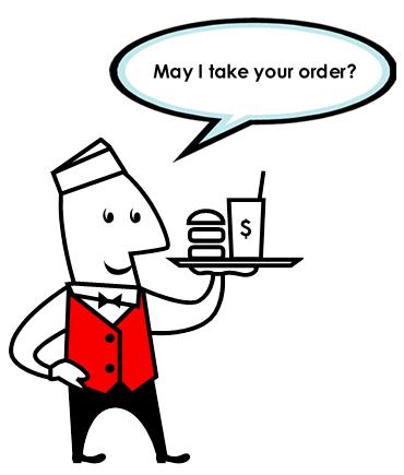 Forex market order types