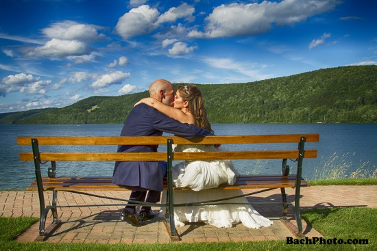 Cooperstown wedding at Otesaga & Doubleday Field