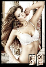 Lace Bra With Underwire