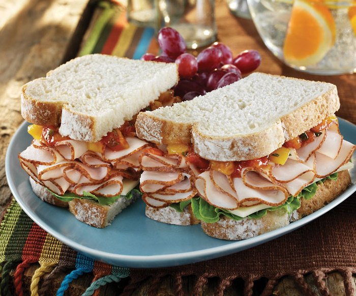 American Tradition Turkey Sandwich