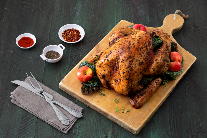 spice rubbed turkey recipe - Butterball