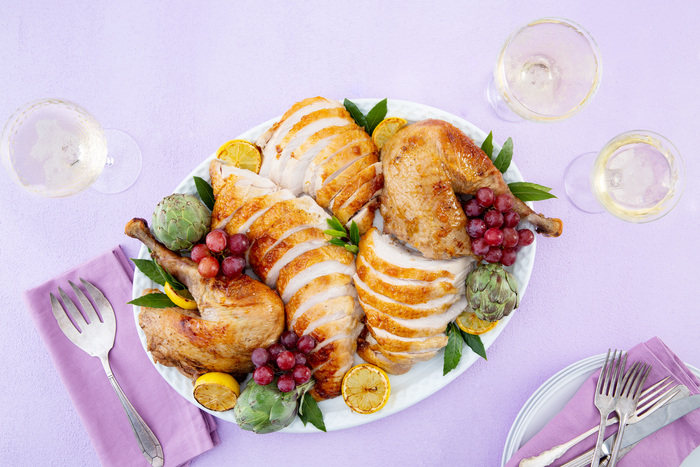 fig glazed turkey recipe - Butterball