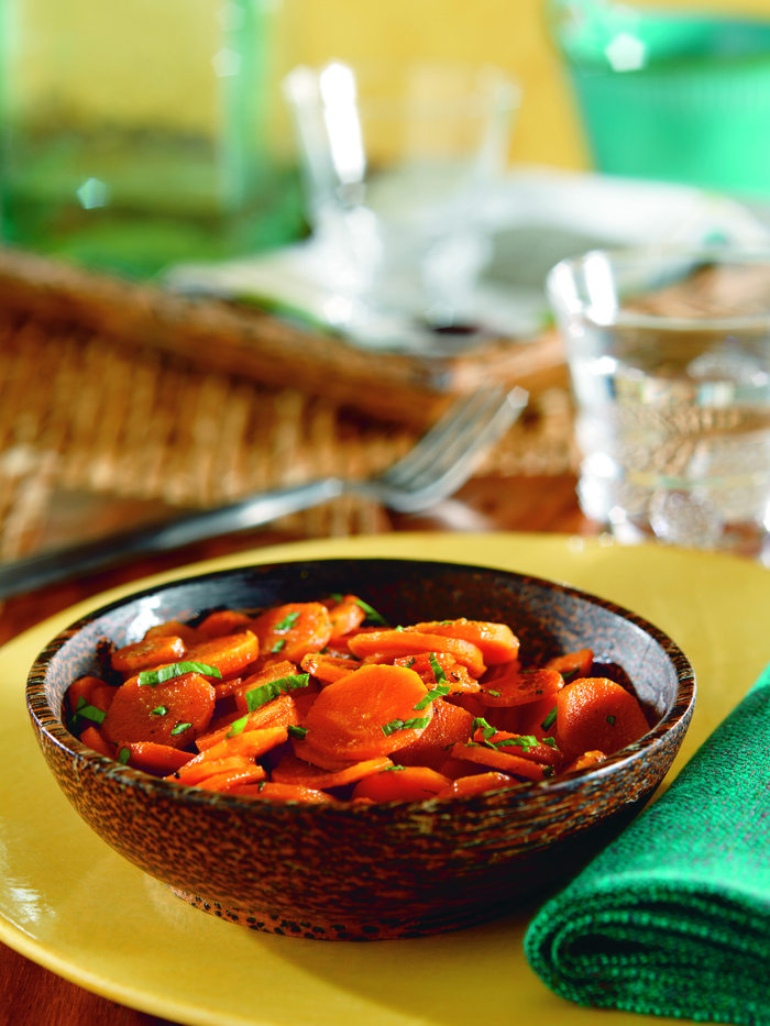 Curried Carrots
