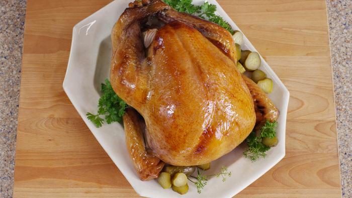 Pickle Brined Turkey