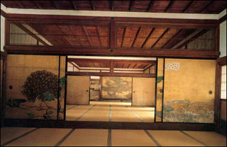 A Purported Image of the Himuro Mansion Hallway