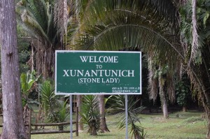 The Ghost of Xunantunich