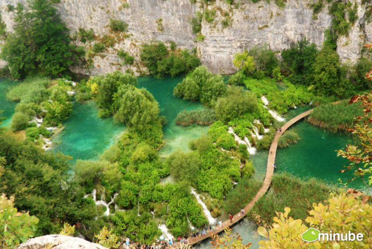 11-The 35 Most Spectacular National Parks on Planet Earth-Plitvice Lakes National Park