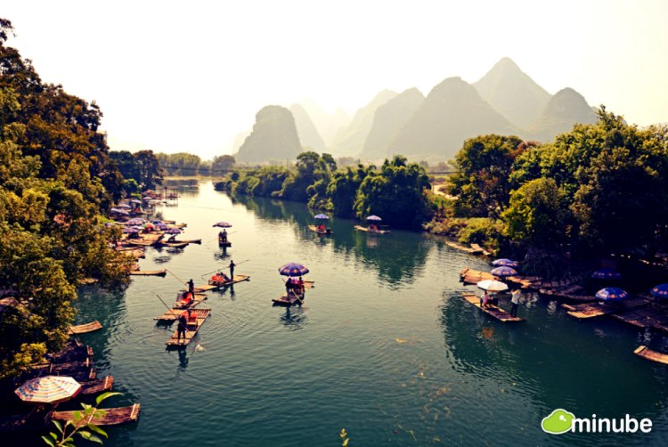 12-The 35 Most Spectacular National Parks on Planet Earth-Guilin and Lijang River National Park
