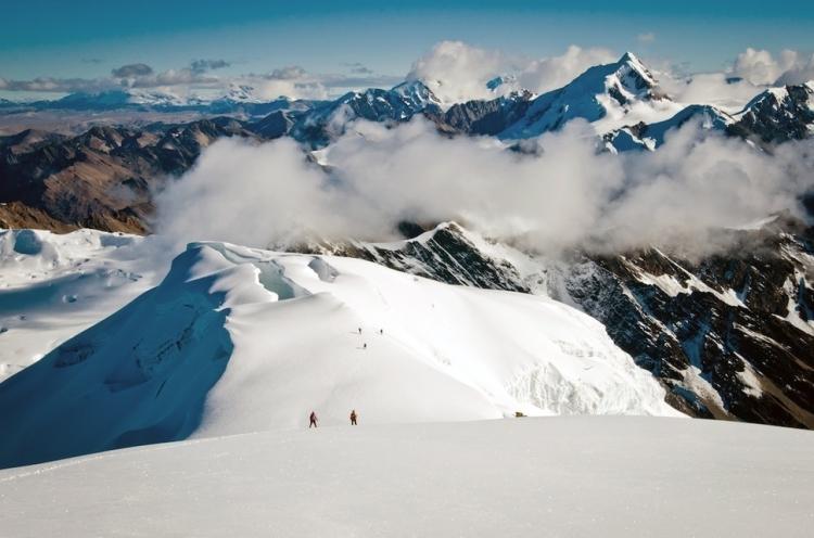6.) Cordillera Apolobamba