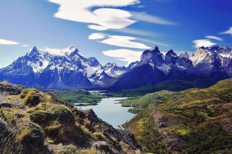 15.) Torres del Paine Circuit